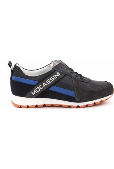 Mocassini Deri Erkek Sneaker 7626
