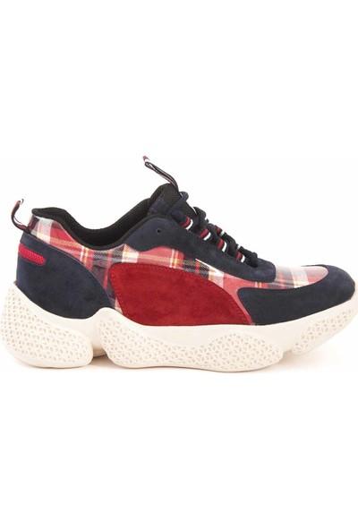 Rouge Deri Kadın Klasik Ayakkabı 9725