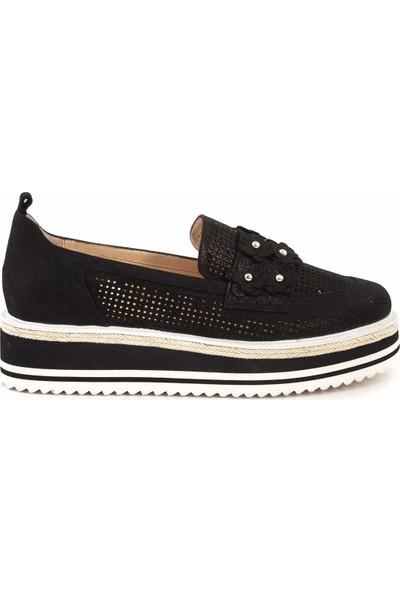 Rouge Deri Kadın Günlük Ayakkabı 9932