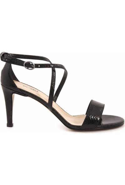 Rouge Platform Kadın Abiye Ayakkabı 0224