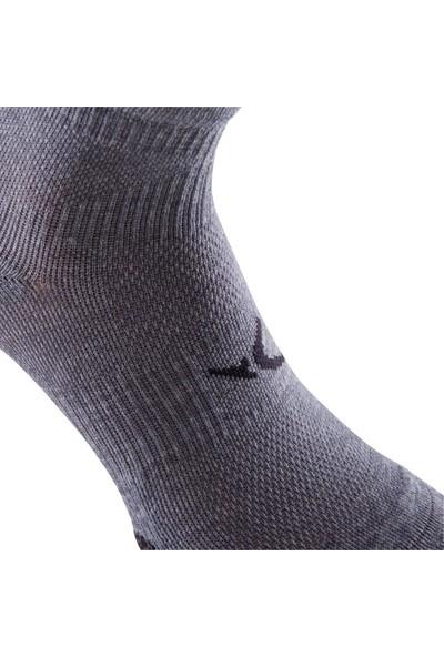 Dymos Fitness Kardiyo Çorabı Kısa Tahrişi Önler Teri Dışarı Atar