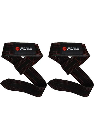 Pure P2I201100 Deri Bar Kaldırma Kayışı