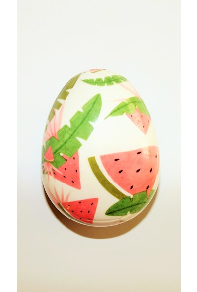 Allisbeauty Egg Shape Saç Fırçası-1201