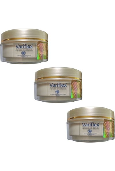 Variflex Krem 3 Adet-Gezer Terlik İle