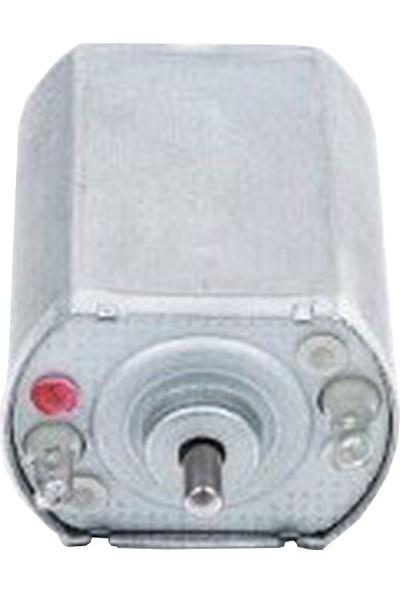 Ece Tamamen Metal Gövde 3V 12V Dc 130 Motor 10 Adet