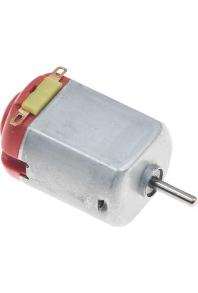 Ece Dc Motor 1.5V - 3V Yüksek Devir 20 Adet Kırmızı