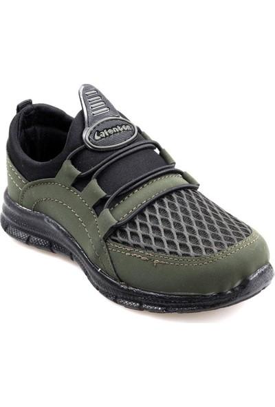 Lafonten Haki Erkek Çocuk (26-30) Günlük Spor Ayakkabı