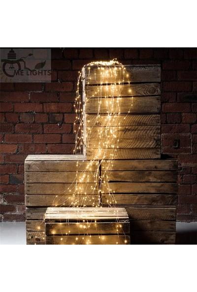 Orijinaldukkan 100 Ledli 10 Metre Işıklı Peri Bakır Tel Dizeleri