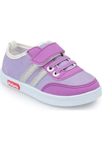 Polaris 91.511130.P Lila Kız Çocuk Ayakkabı
