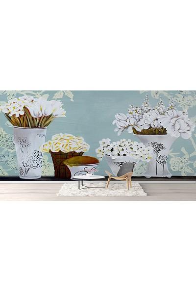 Moda Duvar Sanatsal Duvar Kağıdı 200 x 150 cm Tek Parça Kanvas BASKI-SNT-160017019