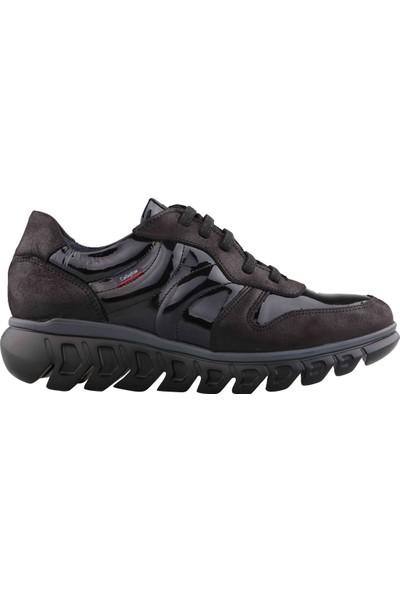 Callaghan Kadın Süet Baskı Deri Sneaker