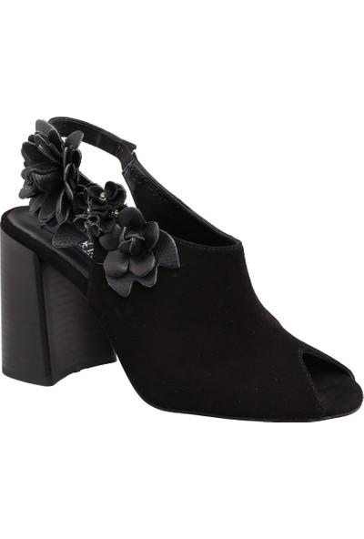 Vingi Kadın Süet Ayakkabı