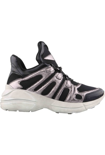Vingi Kadın Tekstil + Suni Deri Sneaker