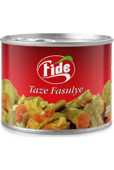 Fide Taze Fasulye 200 gr / 24 Adet