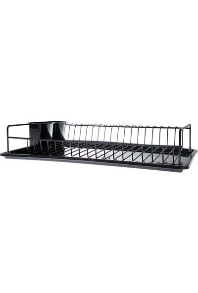 Emsa Metal Mutfak Set Üstü Siyah Tabaklık