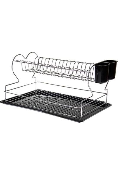 Emsa Metal Mutfak Set Üstü Kalpli Tabaklık