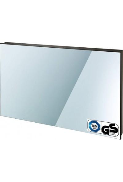 Kuas İnfrared Ayna Isitici Isp-S 450 Watt 620 x 620 x 40 cm