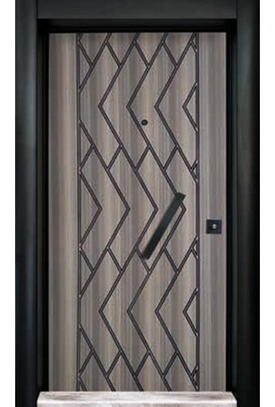 Uyum Kapı - Lüks Çelik Kapı 2304