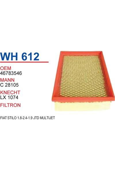 Wunder Fiat Stilo 1,8-2,4-1,9 Jtd Multijet Hava Filtresi
