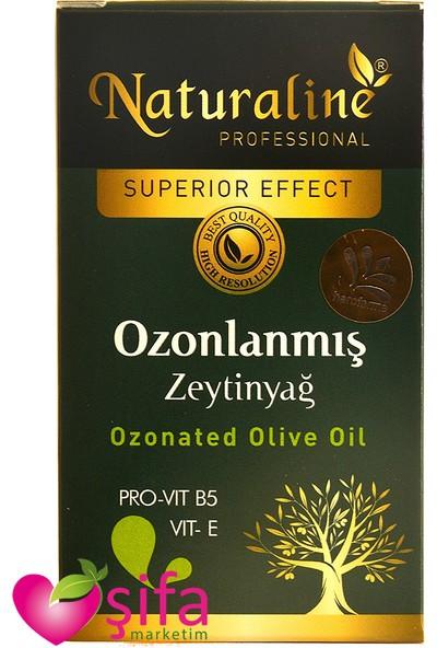 Naturaline Ozonlanmış Zeytinyağı 50 ml Ozon Yağı
