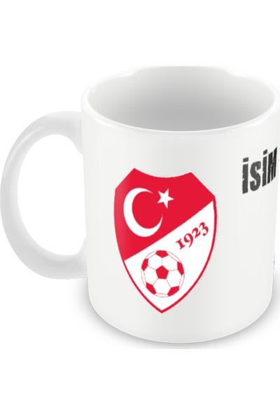 Acayip Hediyeler Kişiye Özel Türkiye Milli Takım Kupa Bardak