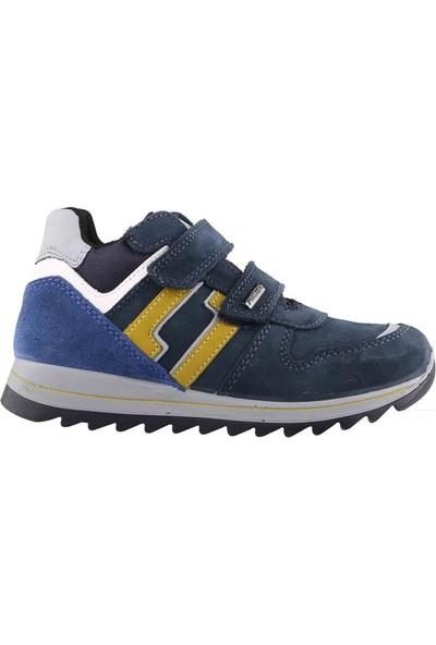 Imac Mavi Çocuk Süet Spor Ayakkabı