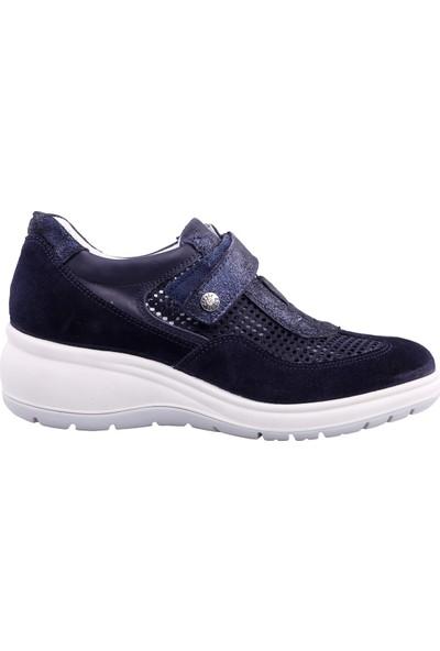 Imac Kadın Süet + Tekstil Ayakkabı