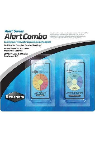Seachem Alert Combo Akvaryum Ph Ve Amonyak Ölçer