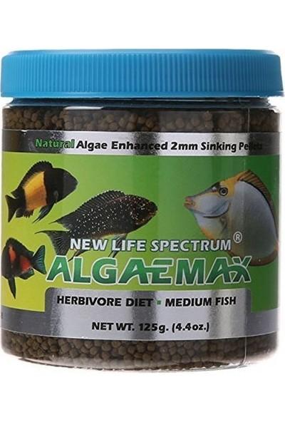 New Life Spectrum Algaemax Medium 125Gr - 2Mm