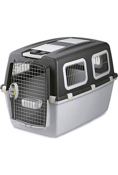 Stefanplast Gulliver 6 Plus Köpek Taşıma Kafesi 92 X 64 X 66 (H) Cm