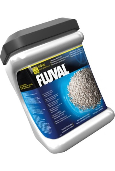 Fluval Ammonia Remover (Amonyak Tutucu Filtre Malzemesi) 1600Gr