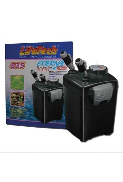Lifetech 835 Akvaryum Dış Filtre 1000 L / Saat