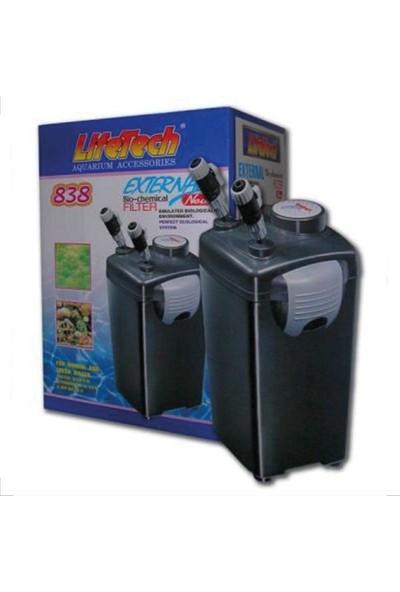 Lifetech 838 Dış Filtre 1200 L / Saat
