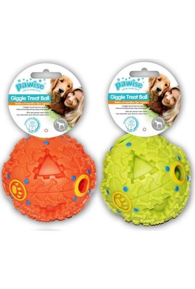 Pawise Köpekler İçin Sesli Mama Ödül Topu 9 Cm