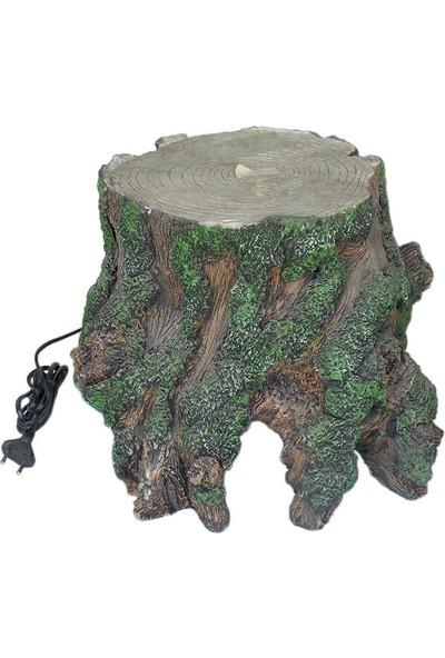 Resun Isiticili Sürüngen Kayası 40 X 40 X 30 Cm