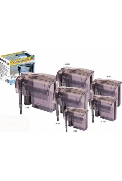 Dolphin H-200 Askı Filtre 300Lt