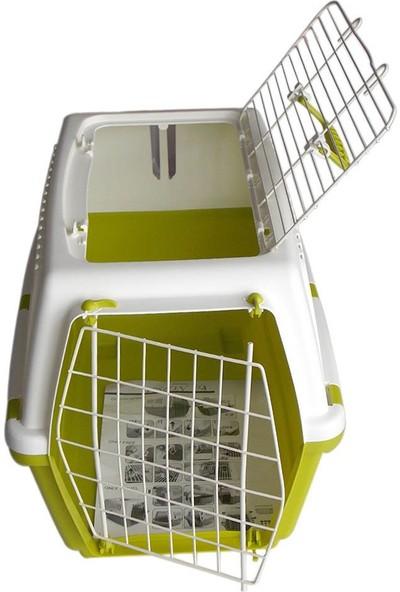 Mp Wojer Vision 55 Free Üstten Tel Kapaklı Kedi Kafesi