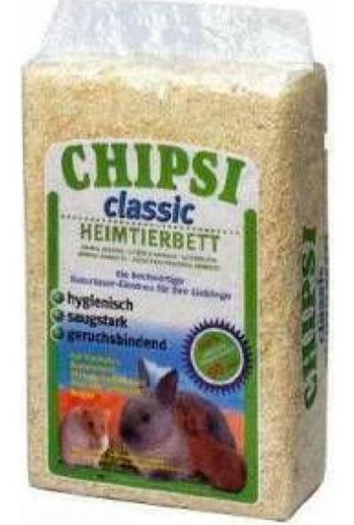 Chipsi Classic Hijyenik Kemirgen Talaşı 60 L