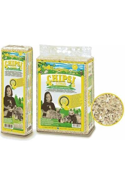 Chipsi Limon Kokulu Hijyenik Kemirgen Talaşı 60 L