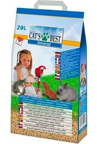 Cats Best Universal Hayvan Altlığı 20 Lt / 11 Kg