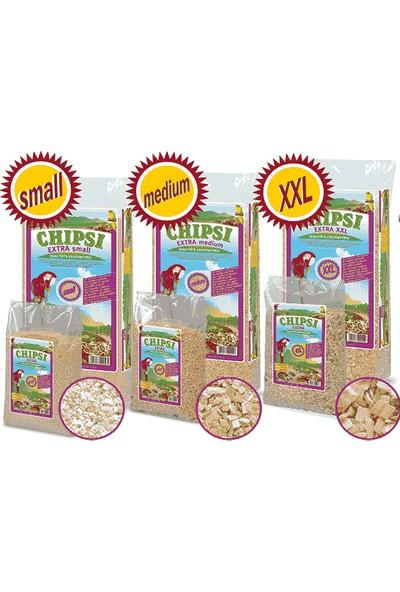 Chipsi Extra Medium Sürüngen Kemirgen Ve Kuş Altlığı 10 L