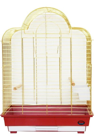 Dayang Papağan Eğitim Kafesi 52X41X71Cm