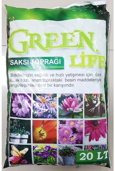 Green Life Torf Humus Katkılı Bi̇tki̇ Toprağı