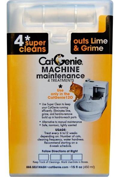 Catgenie Makine Temizleme Kartuşu