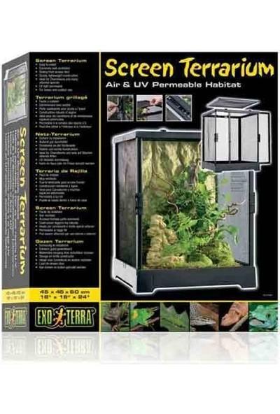 Hagen Exo Terra Pt2641 Terrarium Sürgülü 45X45X60Cm