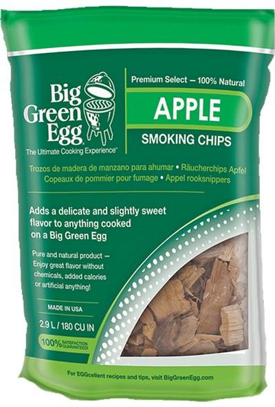 Big Green Egg Ahşap Tütsüleme Talaşları - Elma