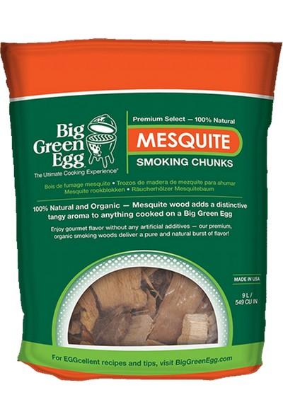 Big Green Egg Ahşap Tütsüleme Parçaları - Pikan