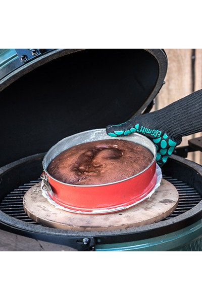 Big Green Egg Düz Pişirme Taşı - Xlarge