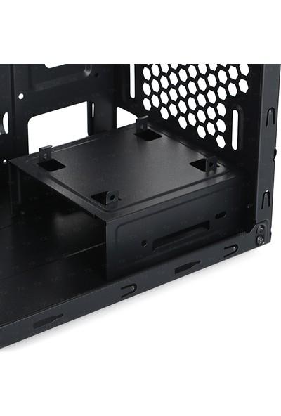 TX K3 2xUSB Fansız ATX Bilgisayar Kasası (TXCHK3)