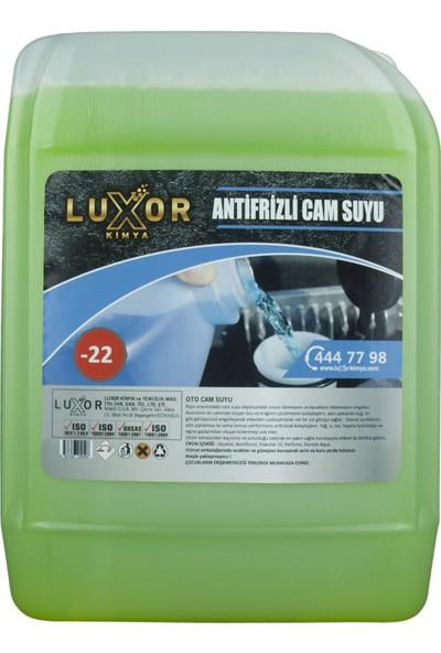 Luxor Kimya Antifrizli Cam Suyu 5 Lt